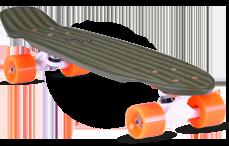 Cruiser big yamba kaki orange oxelo